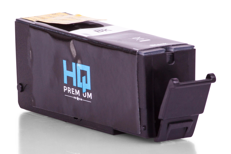 HQ-Premium Tintenpatrone ersetzt Canon 0318C001 / CLI-571PGBKXL Schwarz XL