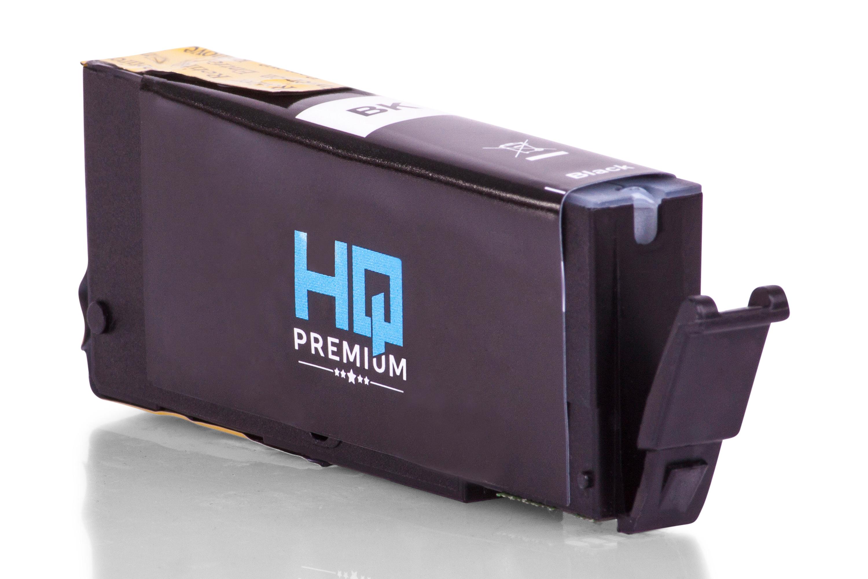 HQ-Premium Tintenpatrone ersetzt Canon 0331C001 / CLI-571BKXL Schwarz XL