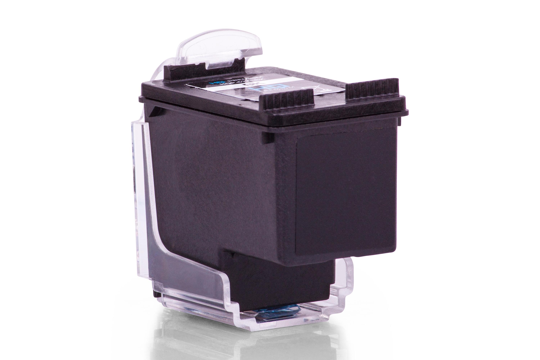 HQ-Premium Tintenpatrone ersetzt HP C2P05AE / 62 Schwarz XL