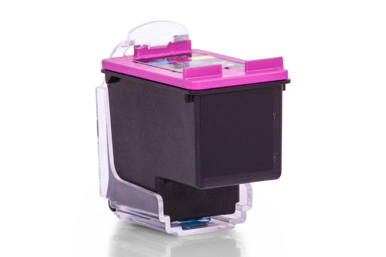 HQ-Premium Tintenpatrone ersetzt HP C2P07AE / 62 Color XL