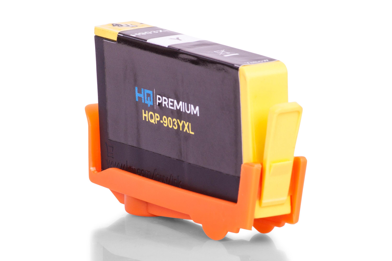 Cartouche d'Encre HQ-Premium remplace la HP T6M11AE / 903XL Jaune XL