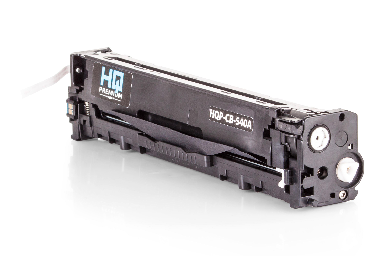 HQ-Premium Toner ersetzt HP CB540A / 125A Schwarz