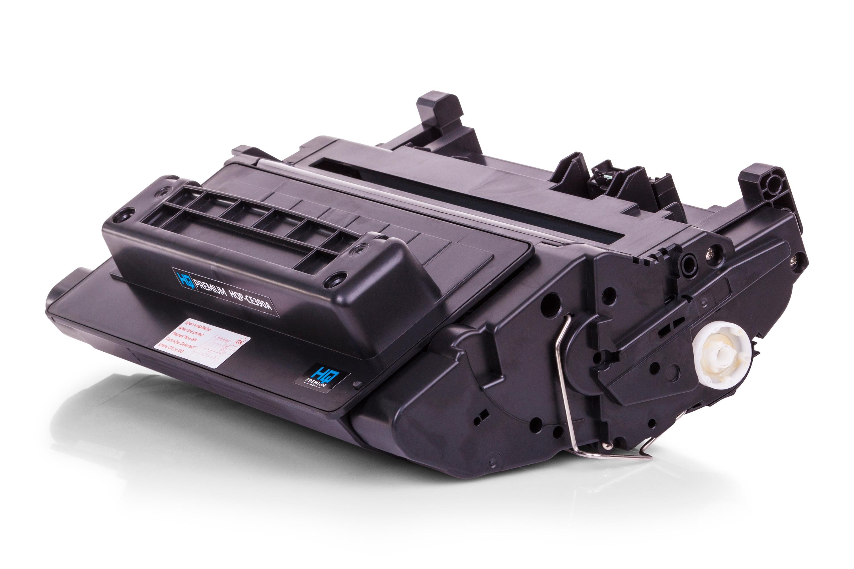 HQ-Premium Toner ersetzt HP CE390A / 90A Schwarz