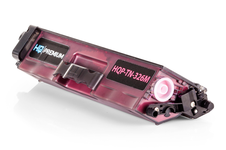 HQ-Premium Toner ersetzt Brother TN-326M Magenta
