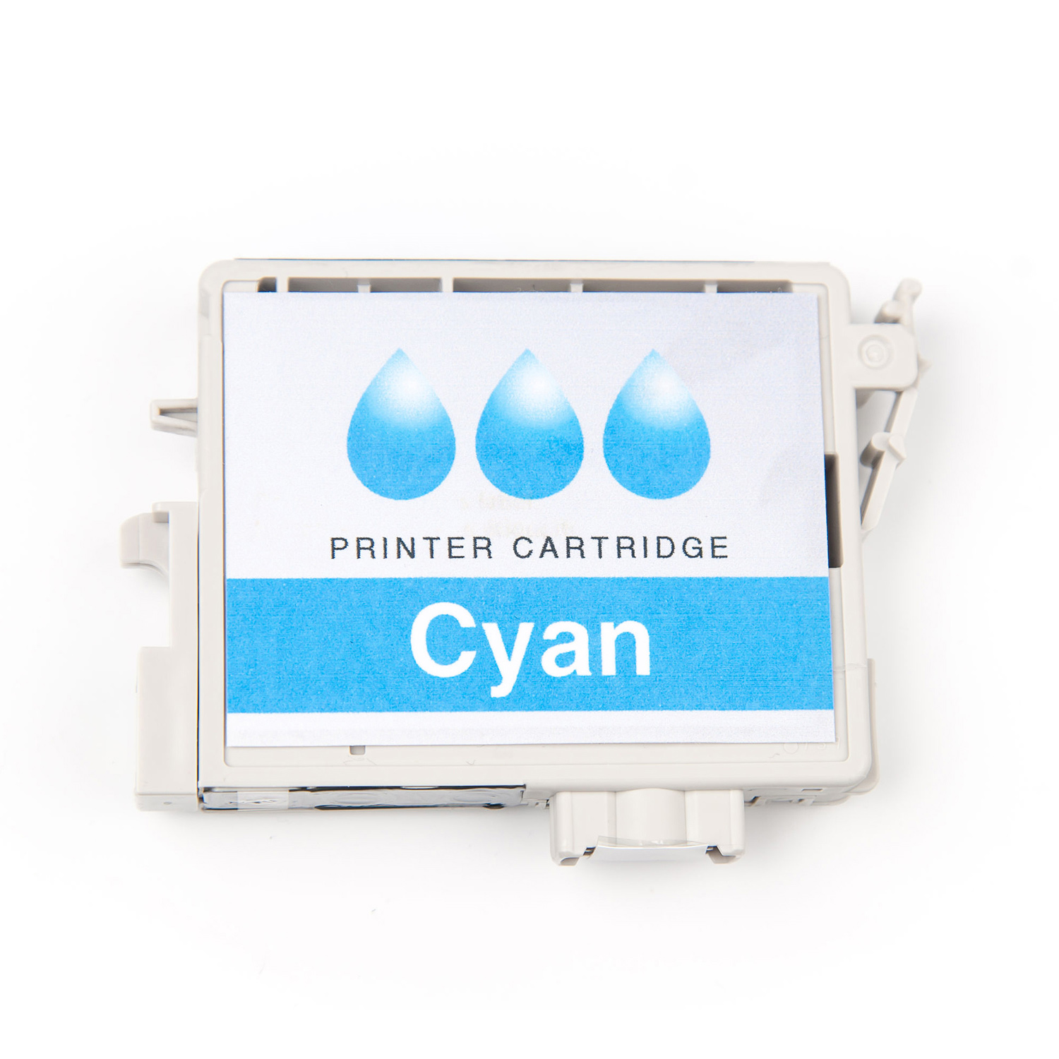 Original HP F9K17A / 728 Ink cartridge cyan