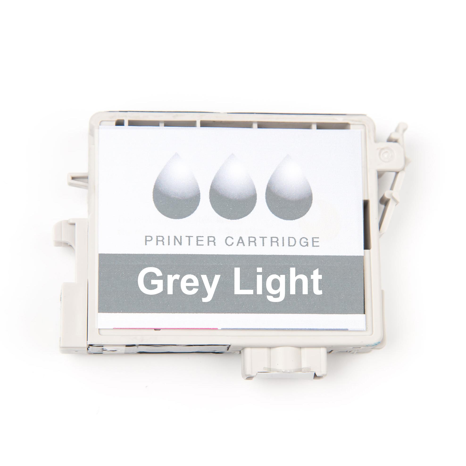 Kompatibel zu HP C9451A / 70 Tintenpatrone grau hell