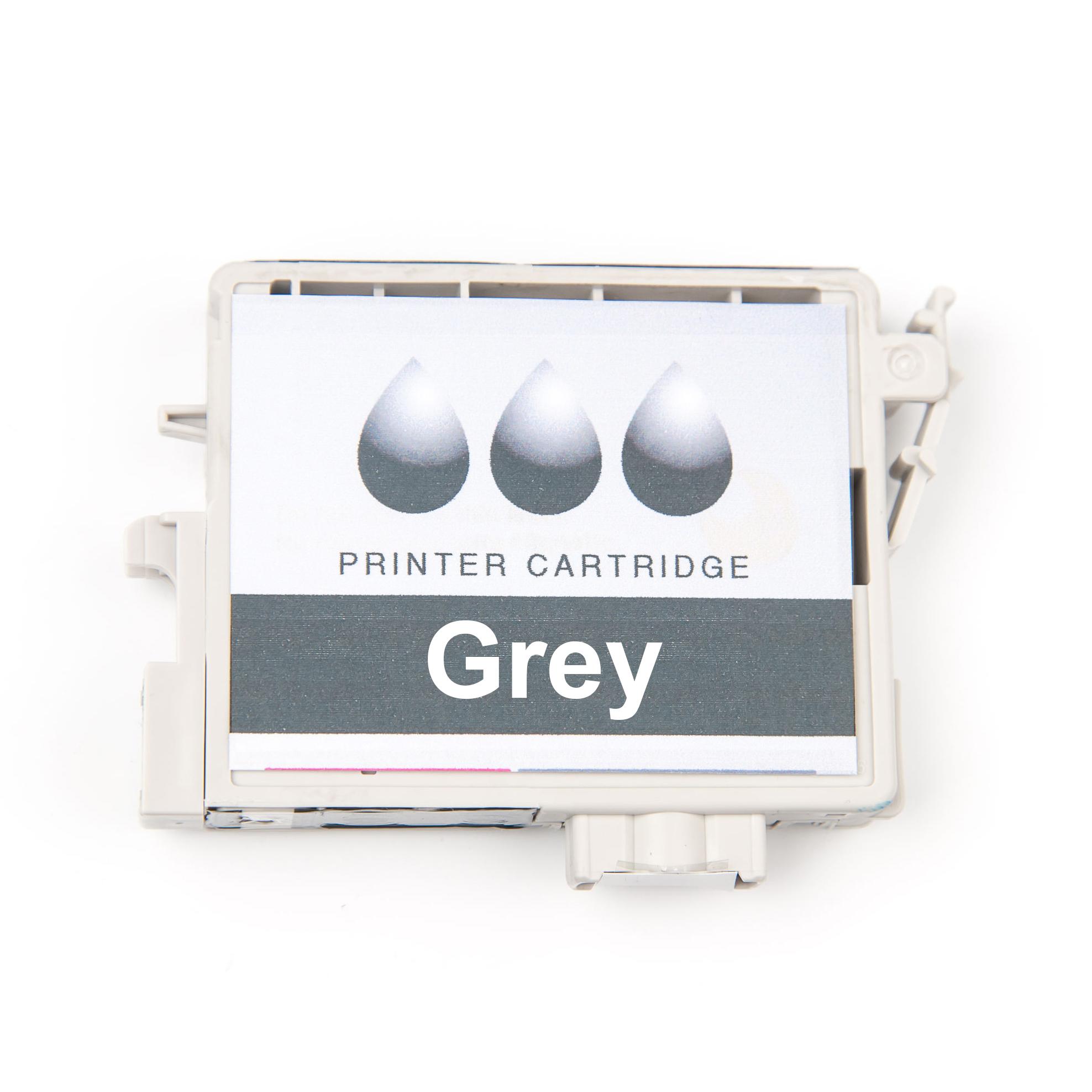 Original HP F9J80A / 727 Cartouche d'encre grise