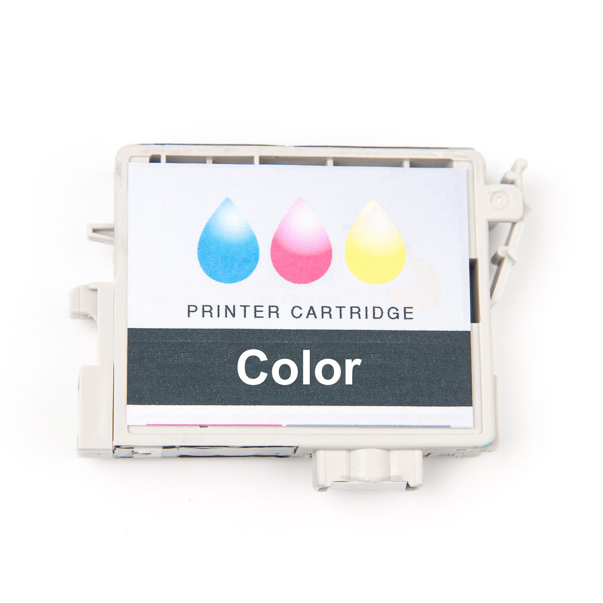 HQ-Premium Tintenpatrone ersetzen Epson C13T08074010 / T0807 Spar-Set (Schwarz, Cyan, Magenta, Gelb)