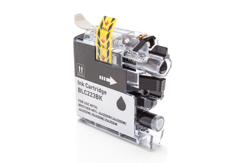 Brother LC-223BK Tintenpatrone schwarz Kompatibel