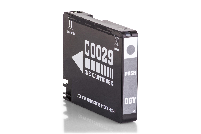 Kompatibel zu Canon 4870B001 / PGI-29DGY Tintenpatrone grau dunkel