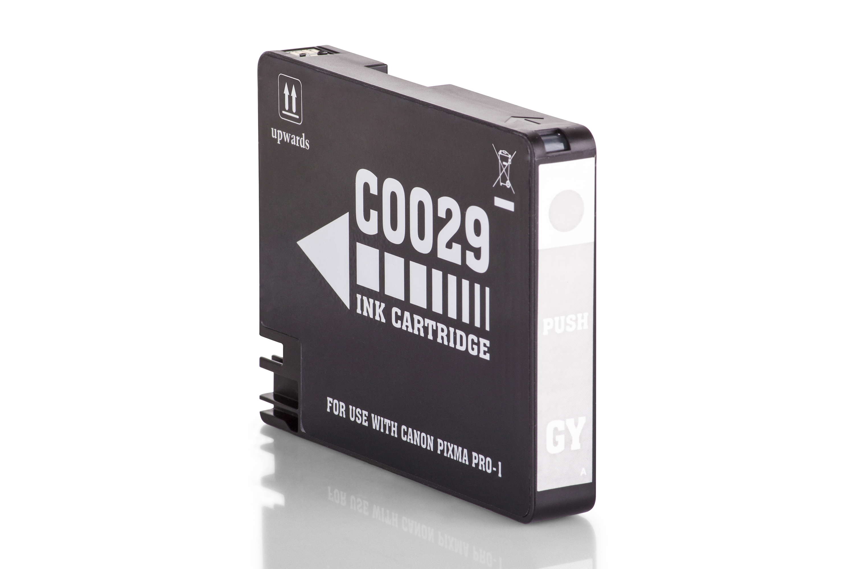Kompatibel zu Canon 4871B001 / PGI-29GY Tintenpatrone Grau