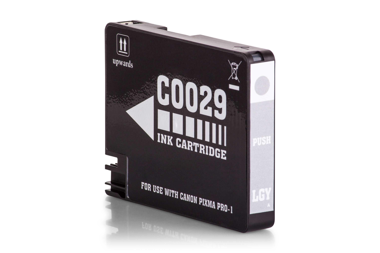 Kompatibel zu Canon 4872B001 / PGI-29LGY Tintenpatrone grau hell