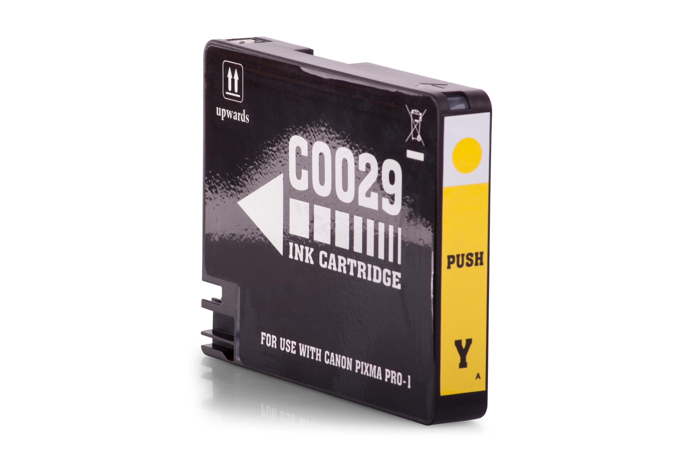 Kompatibel zu Canon 4875B001 / PGI-29Y Tintenpatrone gelb