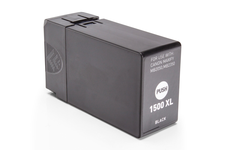 Canon 9182B001 / PGI-1500 XLBK Tintenpatrone schwarz Kompatibel