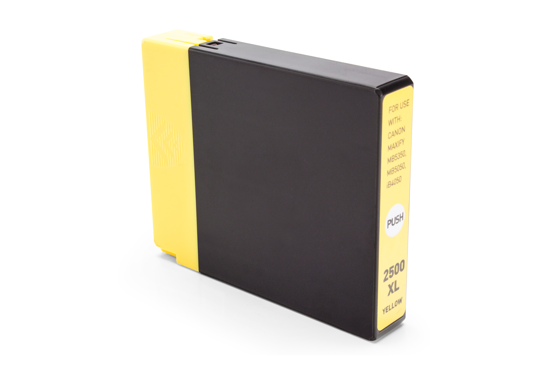 Kompatibel zu Canon 9267B001 / PGI-2500XLY Tintenpatrone, gelb