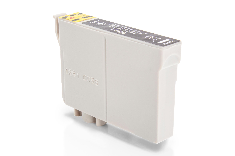 Epson C13T08914011 / T0891 Tintenpatrone schwarz Kompatibel