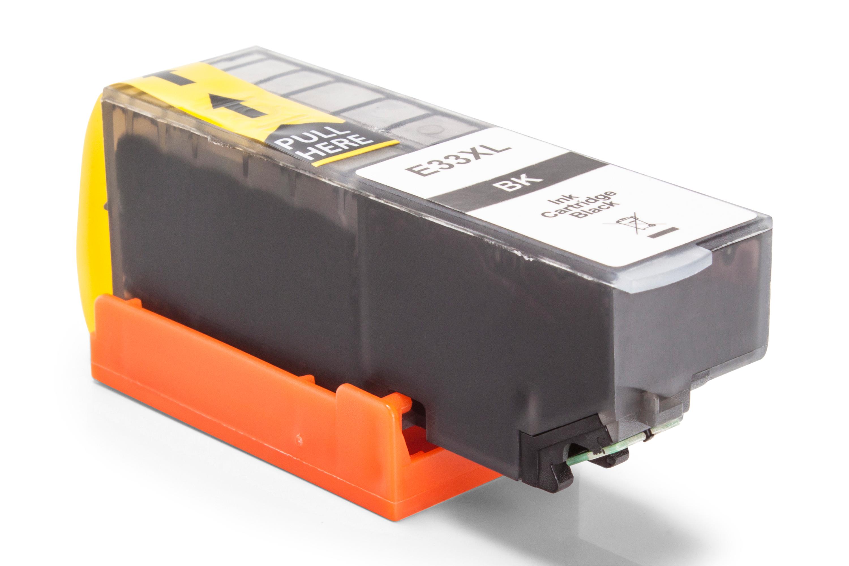 Epson C13T33514010 / 33XL Tintenpatrone schwarz Kompatibel