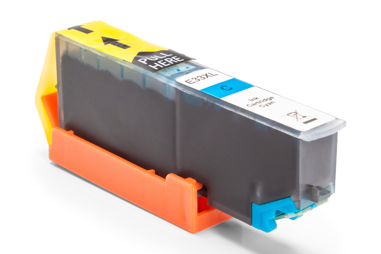 Epson C13T33624010 / 33XL Tintenpatrone cyan Kompatibel