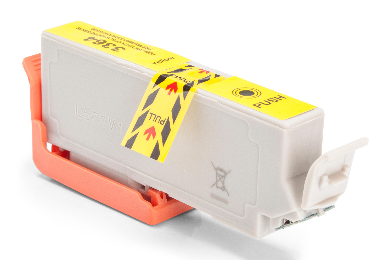 Epson C13T33644010 / 33XL Tintenpatrone gelb Kompatibel