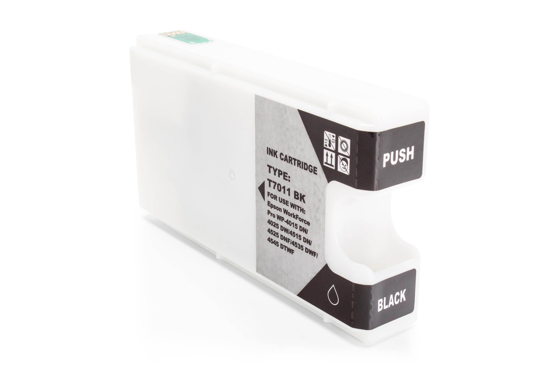 Kompatibel zu Epson C13T70214010 / T7021 Tintenpatrone schwarz