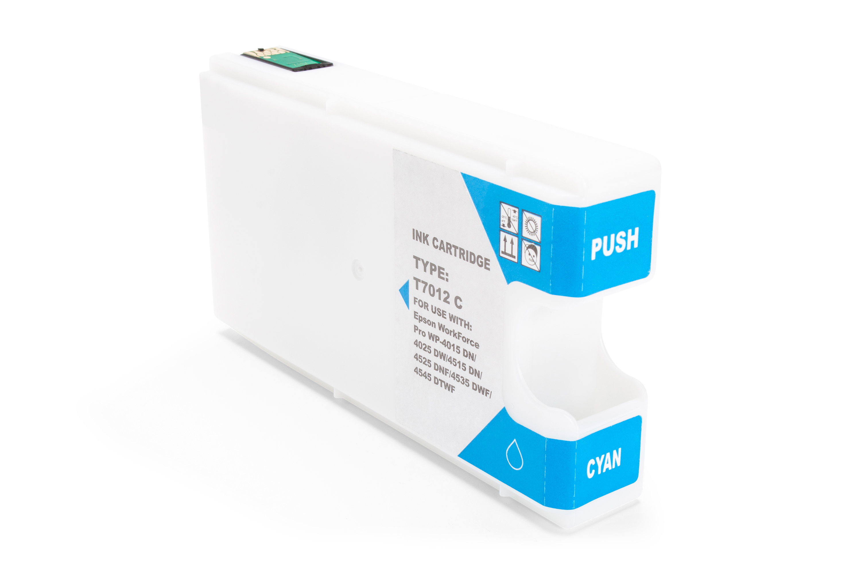 Kompatibel zu Epson C13T70224010 / T7022 Tintenpatrone cyan