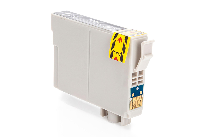 Kompatibel zu Epson C13T12814010 / T1281 Tintenpatrone schwarz