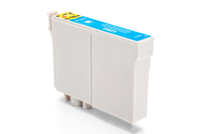 Kompatibel zu Epson C13T12824011 / T1282 Tintenpatrone cyan