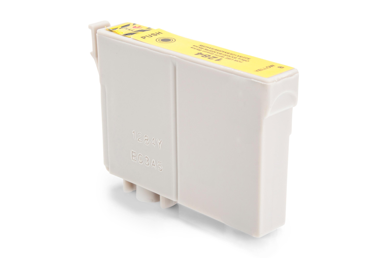 Kompatibel zu Epson C13T12844011 / T1284 Tintenpatrone gelb