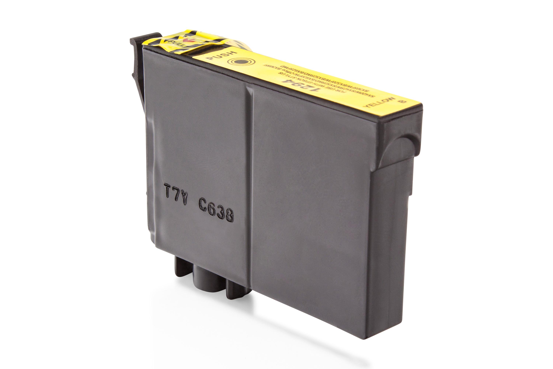 Kompatibel zu Epson C13T12944010 / T1294 Tintenpatrone gelb