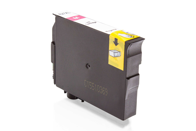 Epson C13T27034010 / 27 Tintenpatrone magenta Kompatibel