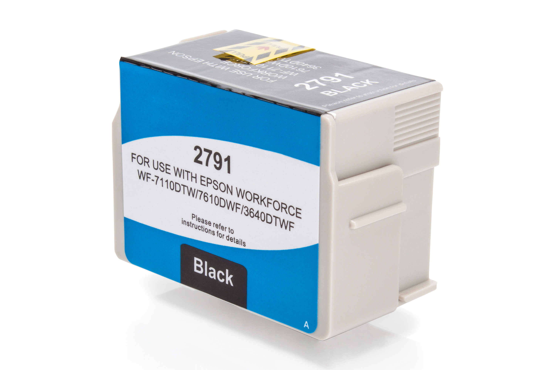 Epson C13T27114010 / 27XL Tintenpatrone schwarz Kompatibel