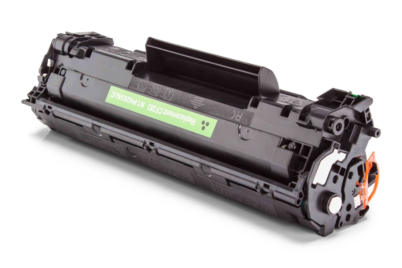 Kompatibel zu HP CF283A / 83A Toner Schwarz XXL