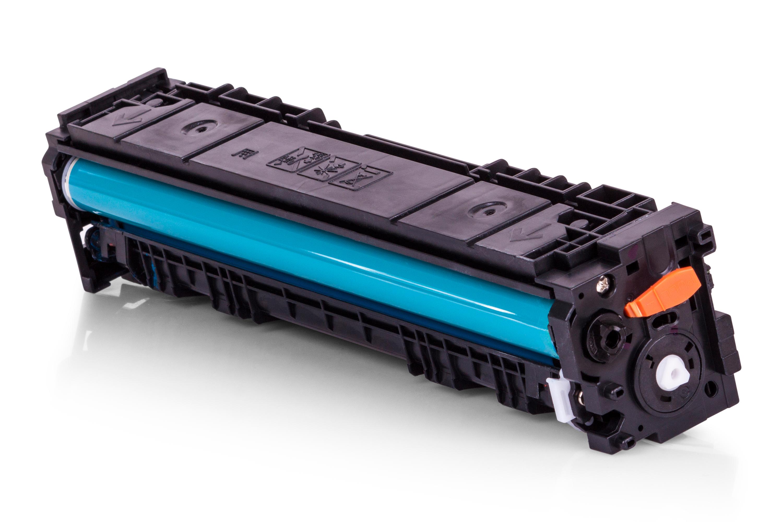 HP CF401A / 201A Toner cyan Kompatibel