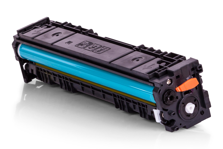 HP CF402A / 201A Toner gelb Kompatibel