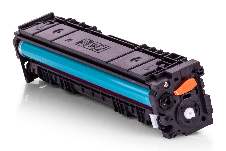HP CF403A / 201A Toner magenta Kompatibel