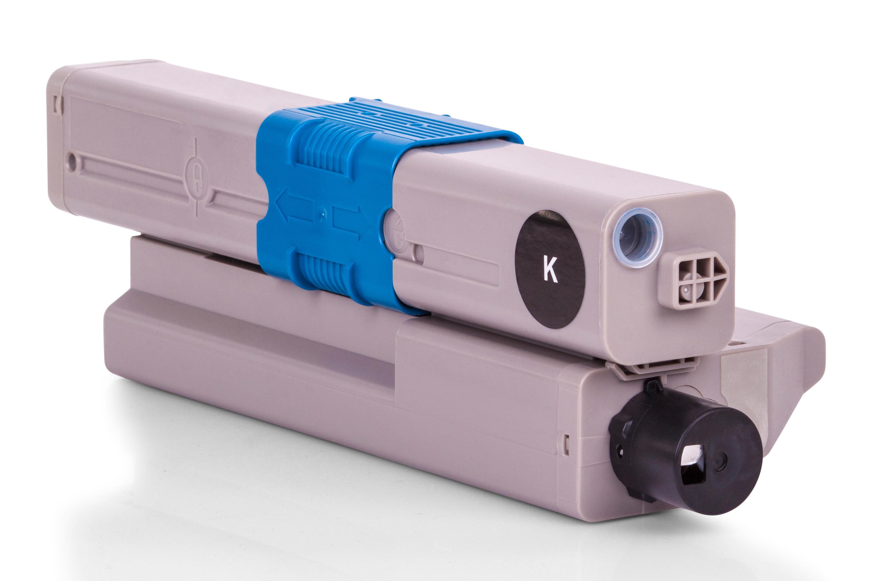 OKI 46508712 Toner schwarz Kompatibel