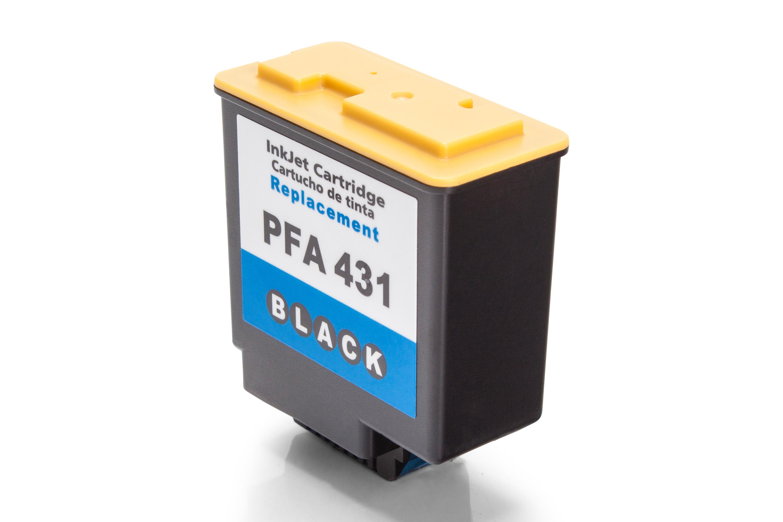Kompatibel zu Philips PFA-431 / 906115308019 Tintenpatrone, schwarz
