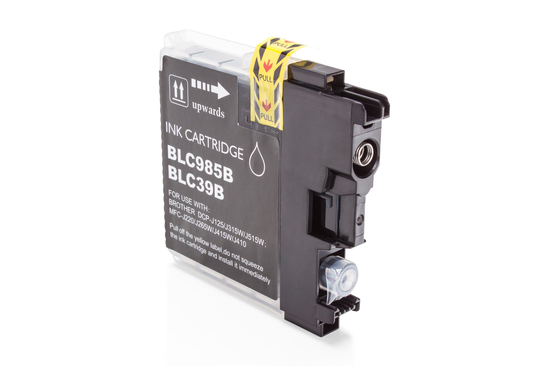 Kompatibel zu Brother LC-985BK Tintenpatrone schwarz