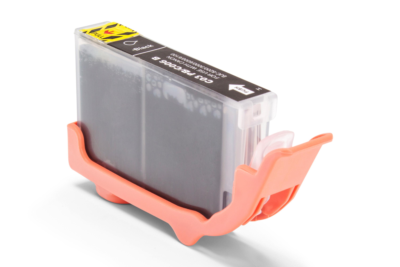 Kompatibel zu Canon 4705A002 / BCI-6BK Tintenpatrone schwarz