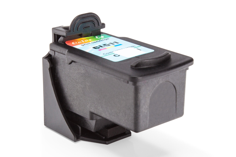 Kompatibel zu Canon 2972B001 / CL-511 Druckkopfpatrone color