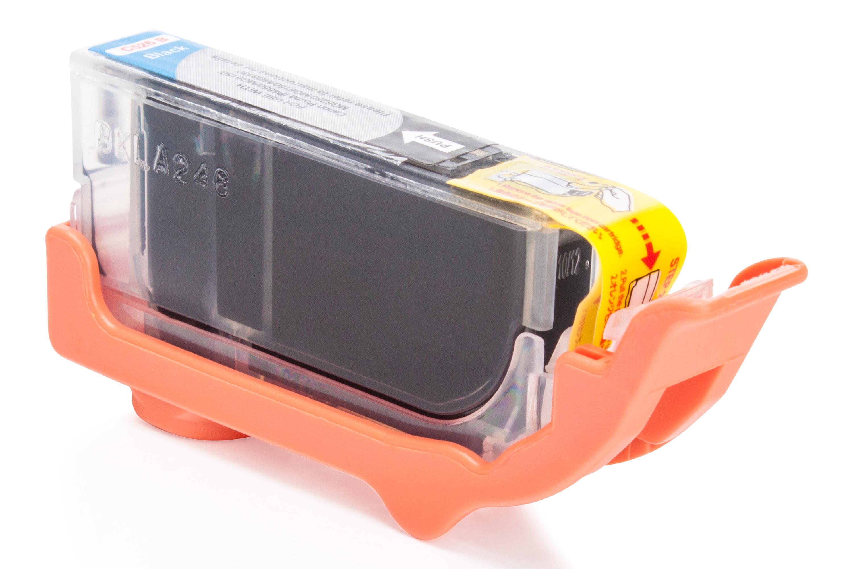 Kompatibel zu Canon 4540B001 / CLI-526BK Tintenpatrone schwarz mit Chip