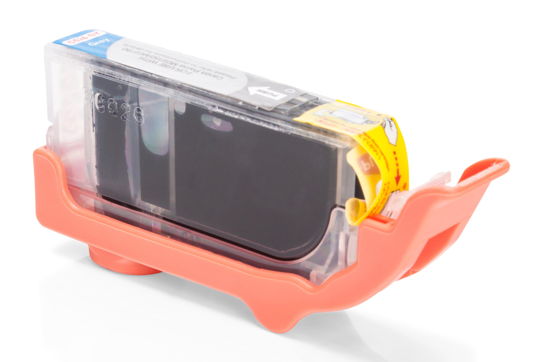 Kompatibel zu Canon 4544B001 / CLI-526GY Tintenpatrone grau mit Chip