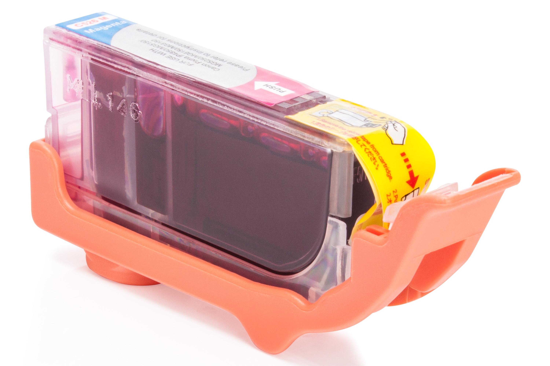 Kompatibel zu Canon 4542B001 / CLI-526M Tintenpatrone magenta mit Chip