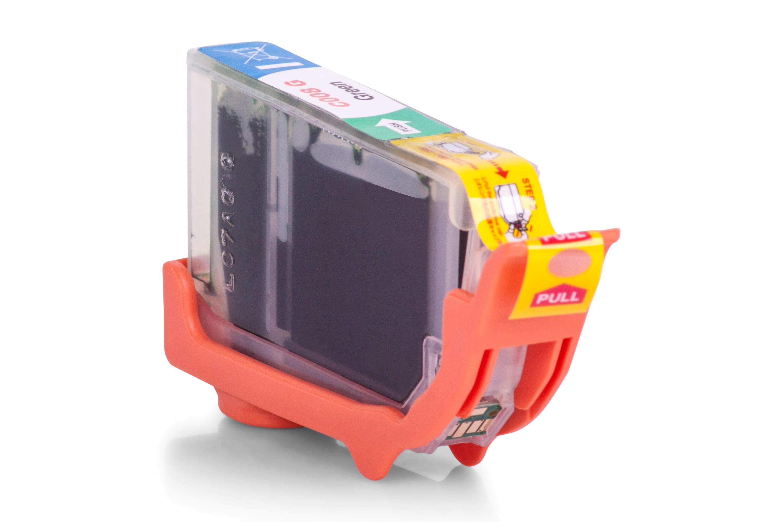 Kompatibel zu Canon 0627B001 / CLI-8G Tintenpatrone Grün