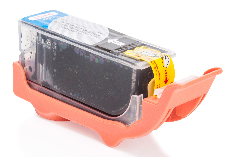 Kompatibel zu Canon 4529B001 / PGI-525PGBK Tintenpatrone schwarz mit Chip