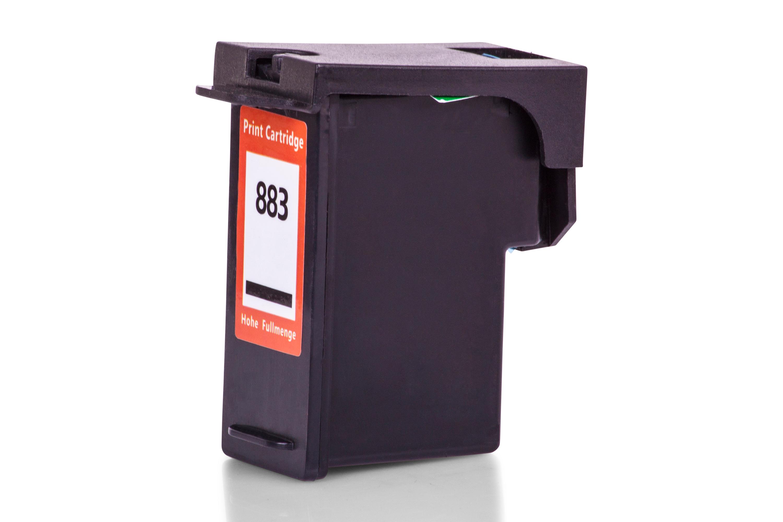 Kompatibel zu Dell 592-10226 / CH883 XXLTinte schwarz