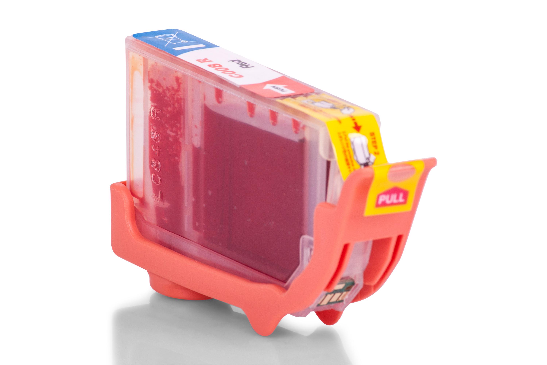 Kompatibel zu Canon 0626B001 / CLI-8R Tintenpatrone Rot