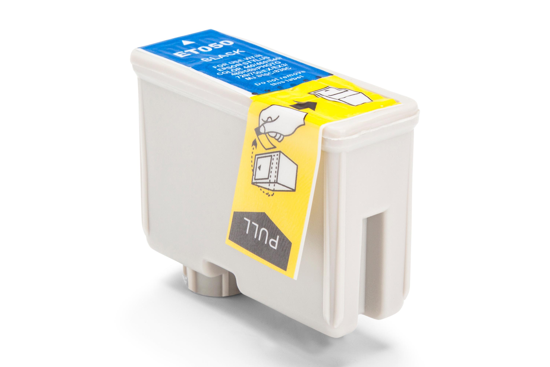 Kompatibel zu Epson C13T05014010 / T0501 Tintenpatrone schwarz
