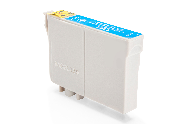 Kompatibel zu Epson C13T13024010 / T1302 XL Tintenpatrone cyan