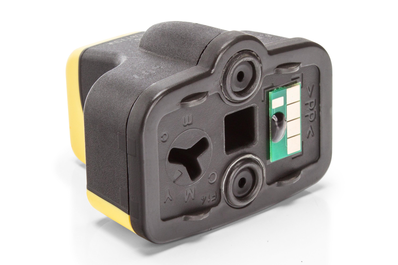 Kompatibel zu HP Nr 363 / C8773EE Tintenpatrone gelb